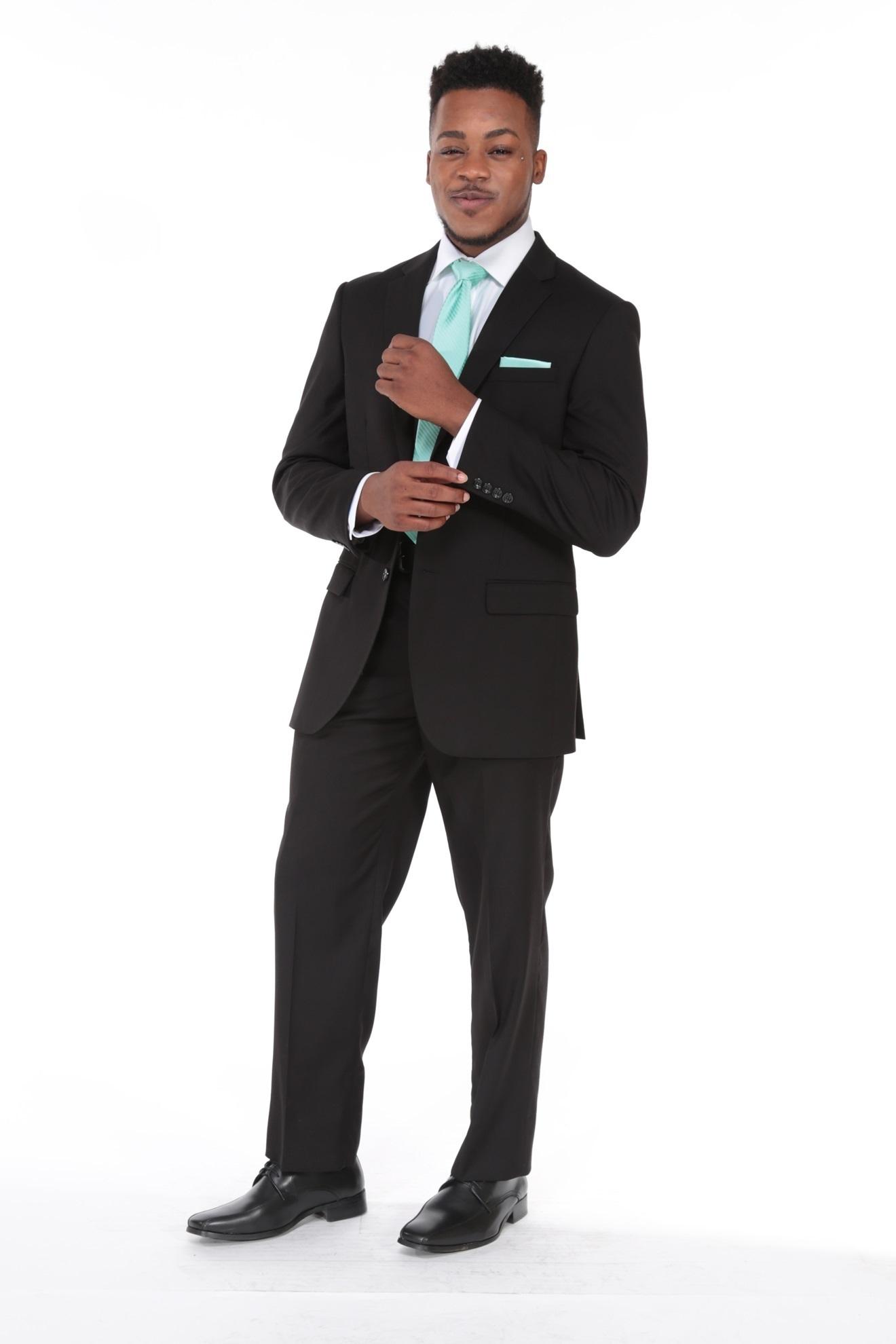 MFWtux.com - Black Suit